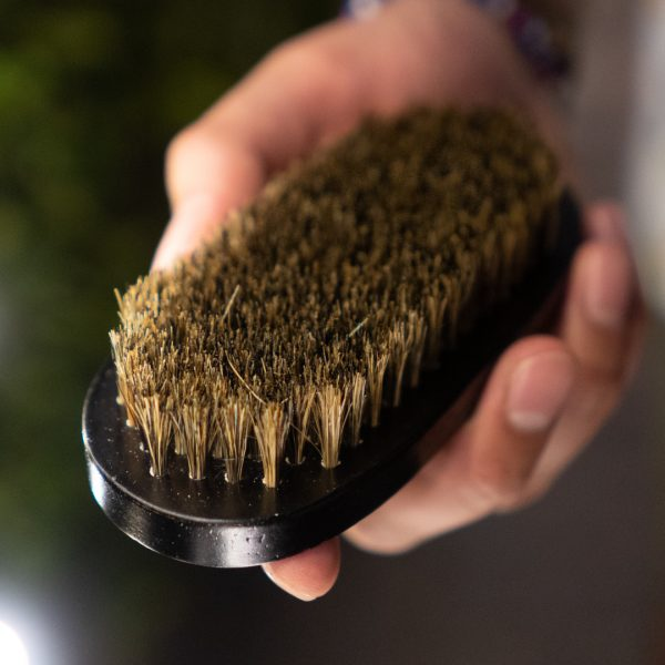 Horse Hair Beard Brush